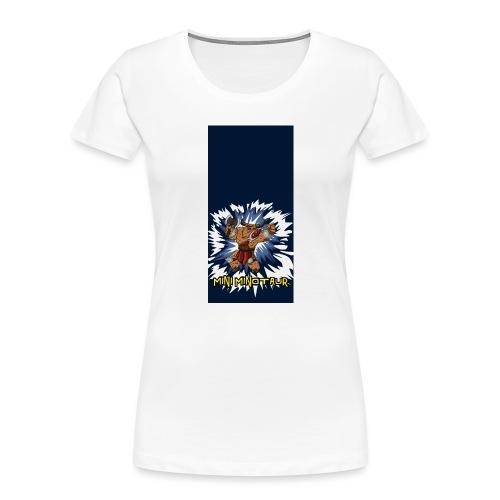 minotaur5 - Women's Premium Organic T-Shirt