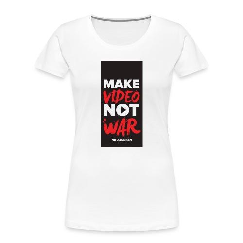 wariphone5 - Women's Premium Organic T-Shirt