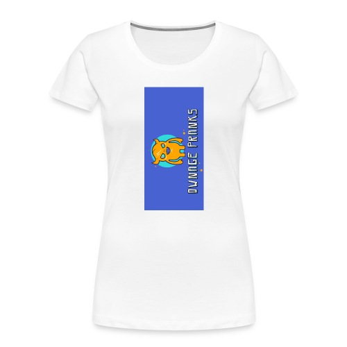 logo iphone5 - Women's Premium Organic T-Shirt