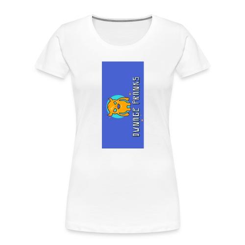 logo iphone5 - Women's Premium Organic T-Shirt