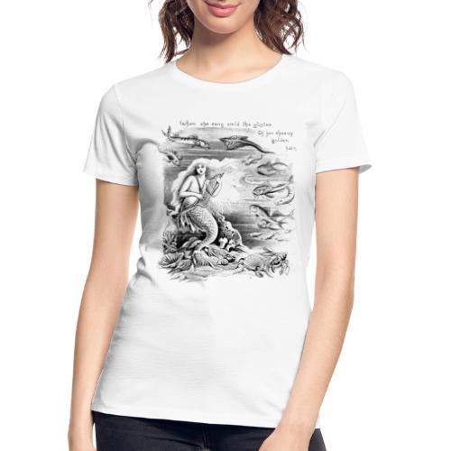 The Little Mermaid - Women's Premium Organic T-Shirt