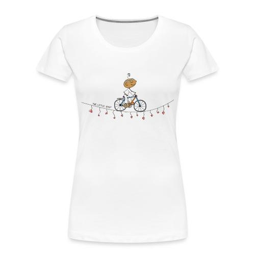The Way of the Heart - Women's Premium Organic T-Shirt