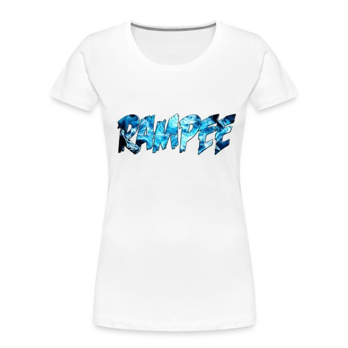Blue Ice - Women's Premium Organic T-Shirt