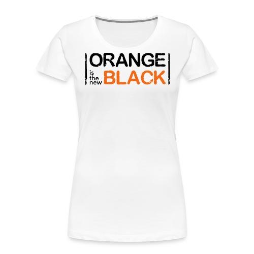 Free Piper, Orange is the New Black Women's - Women's Premium Organic T-Shirt