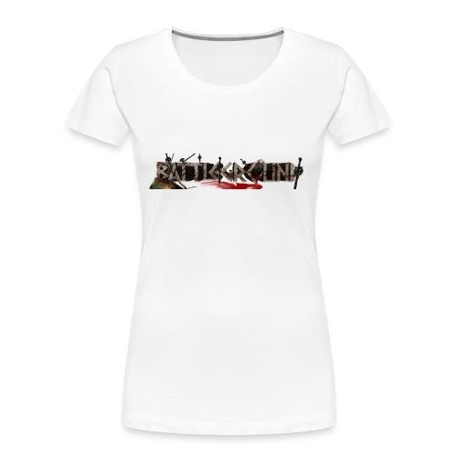 EoW Battleground - Women's Premium Organic T-Shirt
