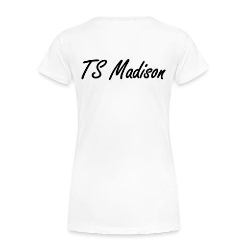 new Idea 12724836 - Women's Premium Organic T-Shirt