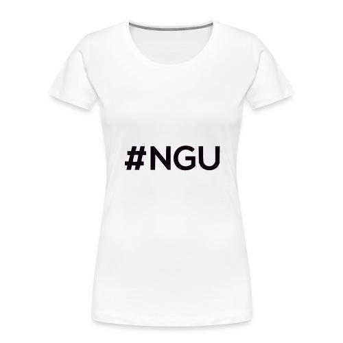 logo 11 final - Women's Premium Organic T-Shirt