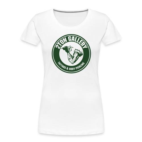 blackout - Women's Premium Organic T-Shirt