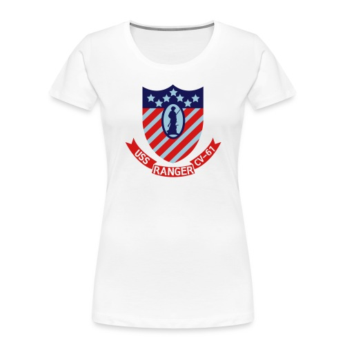 ussranger - Women's Premium Organic T-Shirt