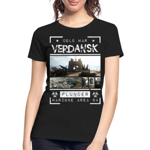 Verdansk Plunder - Women's Premium Organic T-Shirt