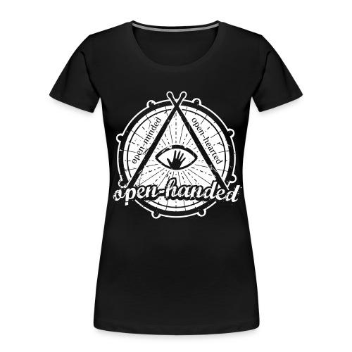Open-Handed - Women's Premium Organic T-Shirt