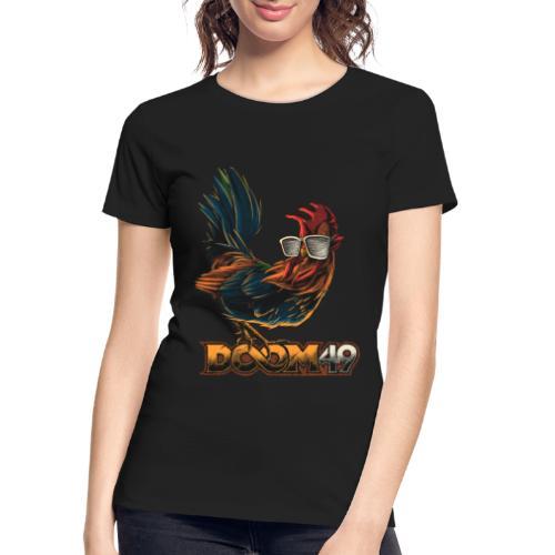 DooM49 Chicken - Women's Premium Organic T-Shirt
