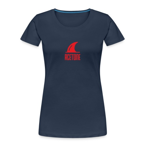 ALTERNATE_LOGO - Women's Premium Organic T-Shirt