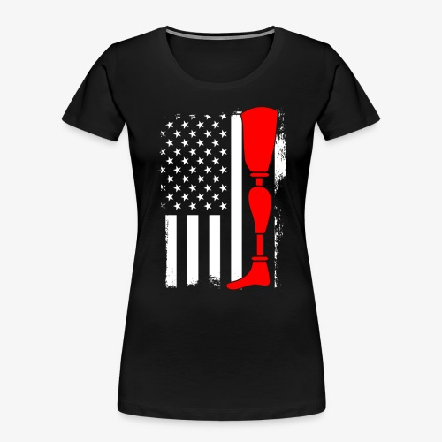 Equality for People with Disabilities - Women's Premium Organic T-Shirt