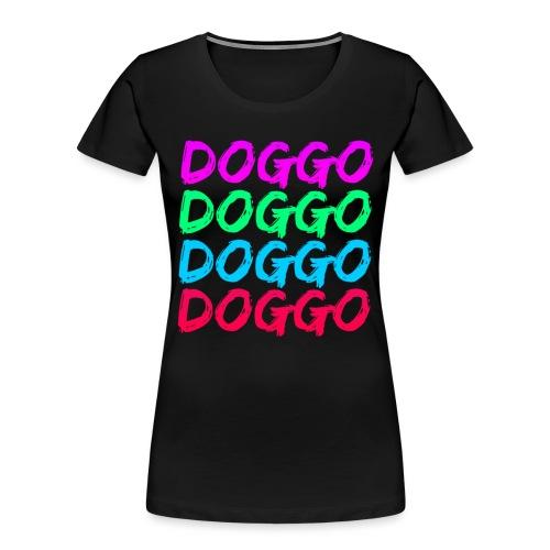 That 70's Doggo - Women's Premium Organic T-Shirt