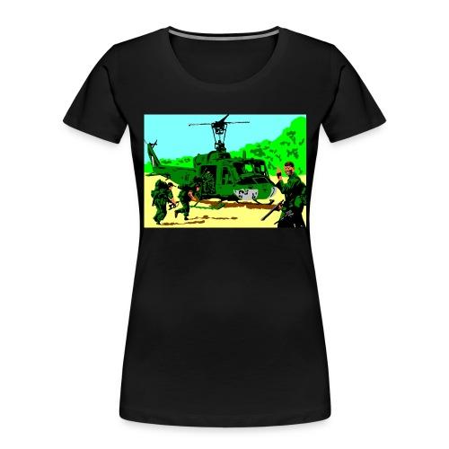 ANZAC - Women's Premium Organic T-Shirt