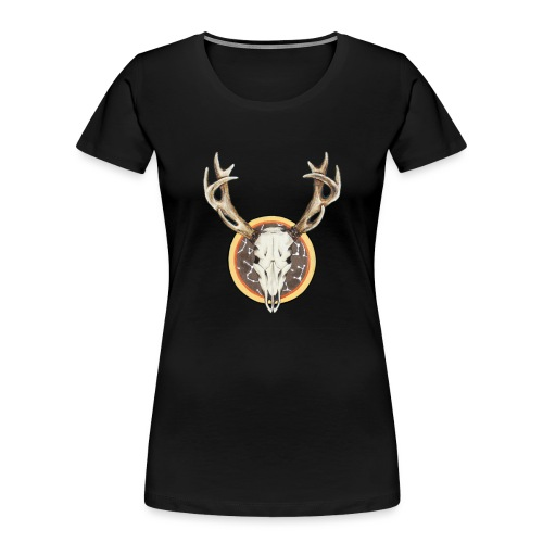 Death Dearest - Women's Premium Organic T-Shirt