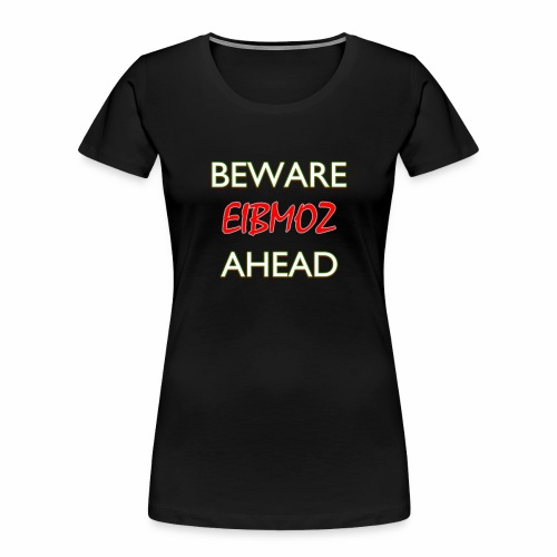 eibmoz - Women's Premium Organic T-Shirt