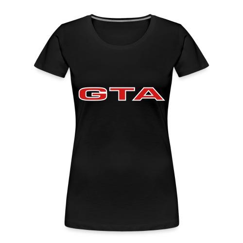Alfa 155 GTA - Women's Premium Organic T-Shirt