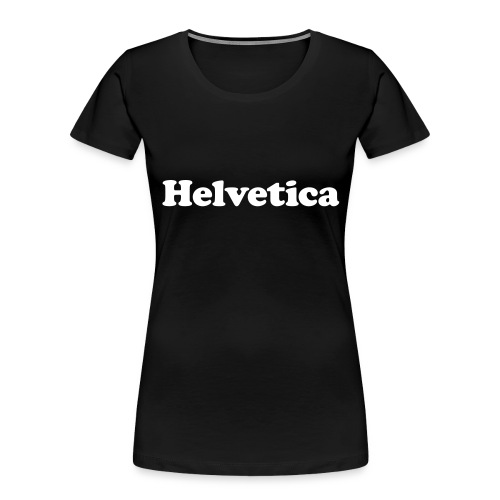 Design 3 - Women's Premium Organic T-Shirt