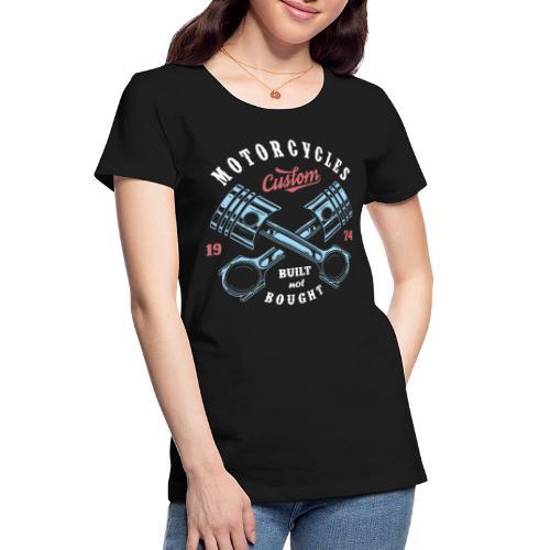 original custom bike motorcycles - Women's Premium Organic T-Shirt