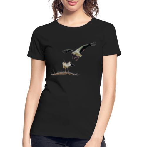 Stork - Women's Premium Organic T-Shirt