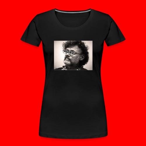 OxyGang: Woke Terence McKenna - Women's Premium Organic T-Shirt