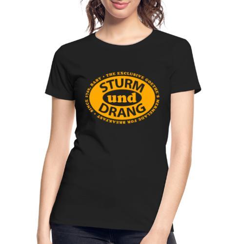 Sturm und Drang - Women's Premium Organic T-Shirt