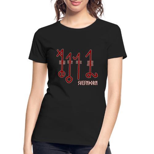Svefnthorn (Version 1) - Women's Premium Organic T-Shirt