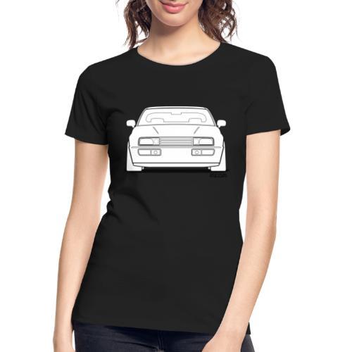 Wolfsburg Rado Outline - Women's Premium Organic T-Shirt