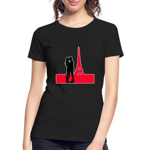 In Love In Paris - Women's Premium Organic T-Shirt