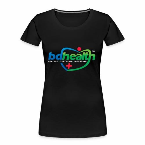 Health care / Medical Care/ Health Art - Women's Premium Organic T-Shirt
