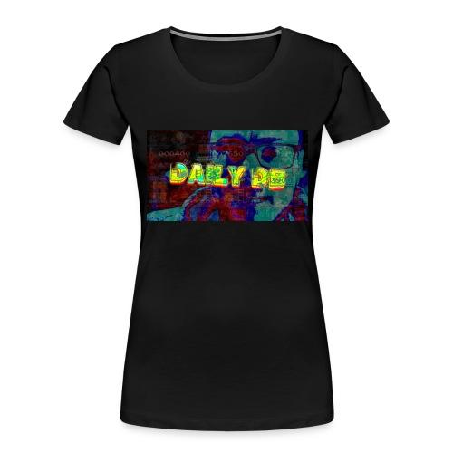 The DailyDB - Women's Premium Organic T-Shirt