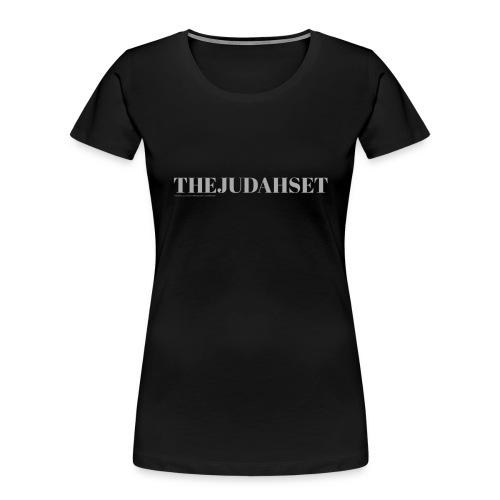 THEJUDAHSET (Official) Logo - Women's Premium Organic T-Shirt