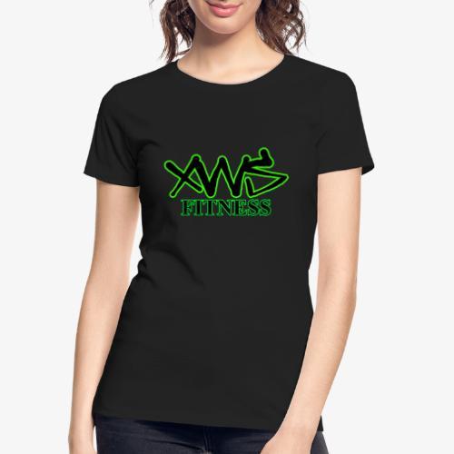 XWS Fitness - Women's Premium Organic T-Shirt