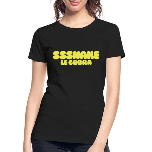 SSSNAKE - Women's Premium Organic T-Shirt