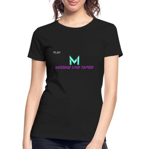 MVT updated - Women's Premium Organic T-Shirt