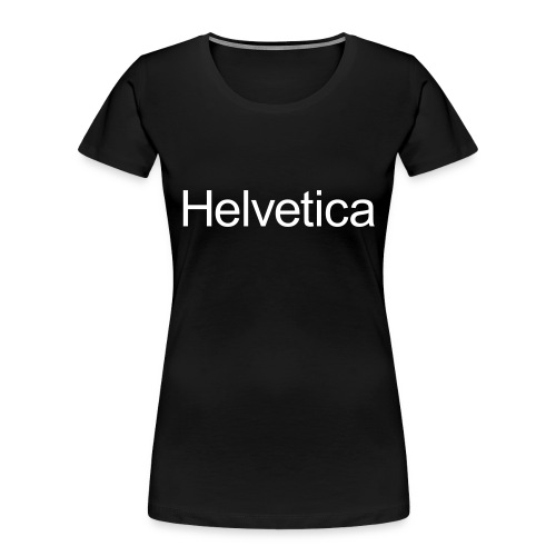 Design 2 - Women's Premium Organic T-Shirt