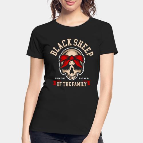 black sheep of the family - Women's Premium Organic T-Shirt