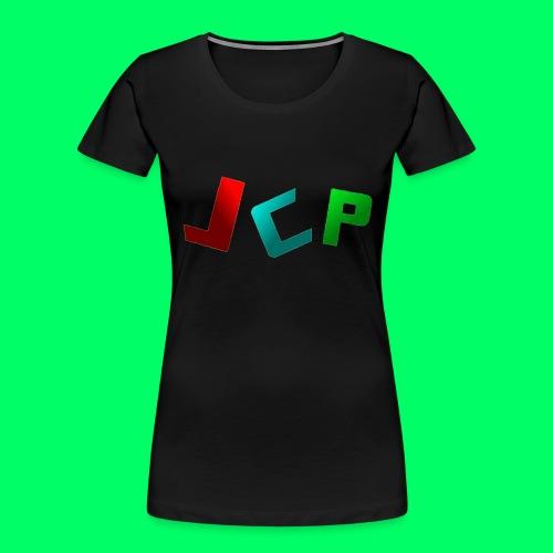 JCP 2018 Merchandise - Women's Premium Organic T-Shirt
