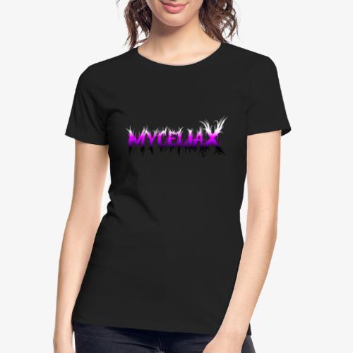 myceliaX - Women's Premium Organic T-Shirt