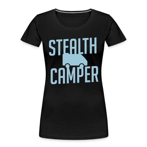 Stealth Camper - Autonaut.com - Women's Premium Organic T-Shirt