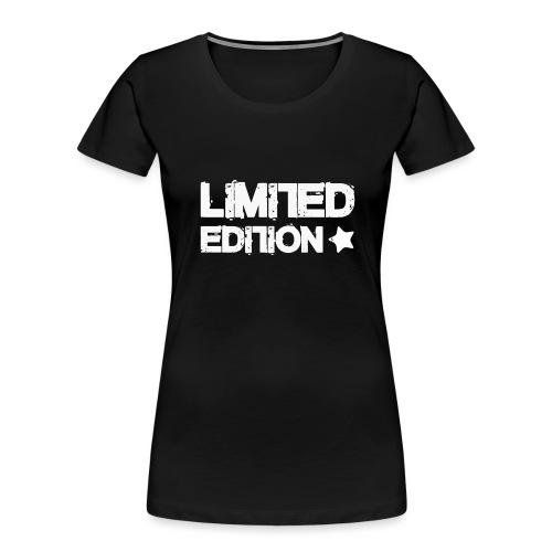 Limited Edition - Women's Premium Organic T-Shirt