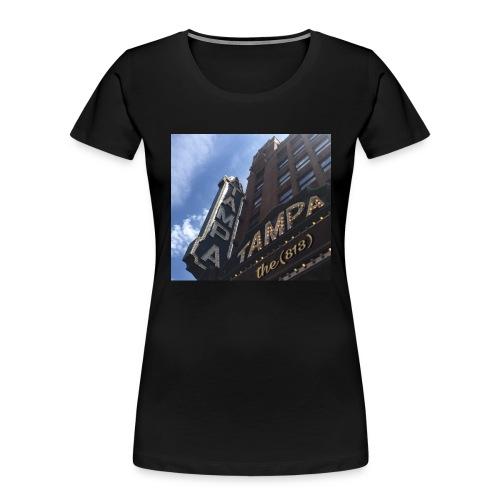 Tampa Theatrics - Women's Premium Organic T-Shirt