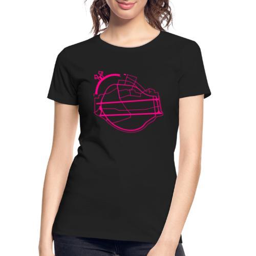 Berlin Tempelhof Airport - Women's Premium Organic T-Shirt