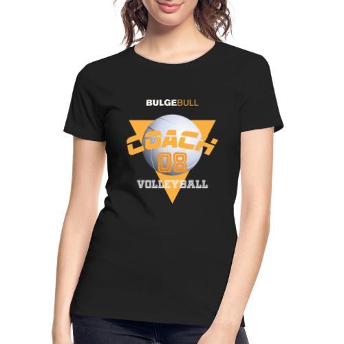 bulgebull volleyball - Women's Premium Organic T-Shirt