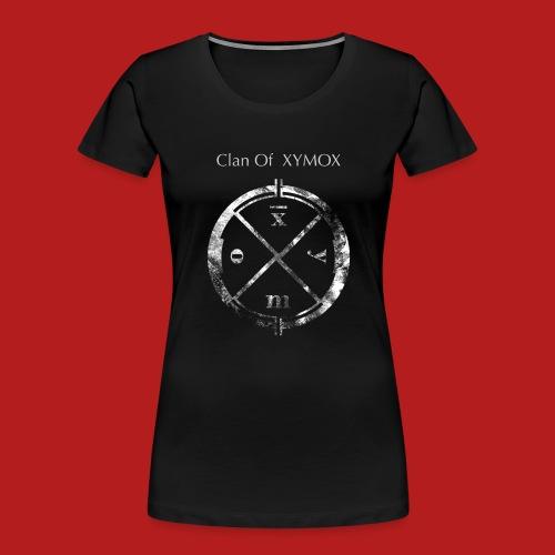 Logo shirt COX for PRINT - Women's Premium Organic T-Shirt
