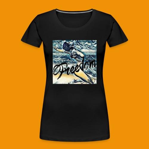 Freedom - Women's Premium Organic T-Shirt