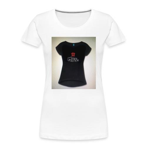 Mrs and Mr t-shirt - Women's Premium Organic T-Shirt