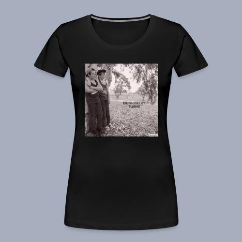 dunkerley twins - Women's Premium Organic T-Shirt